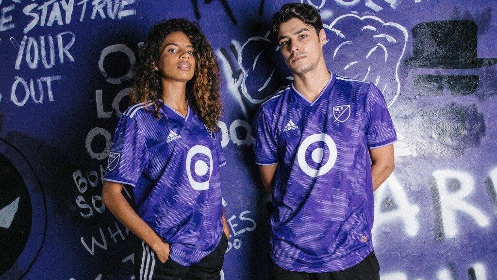 Adidas 2019 MLS All Star Jersey