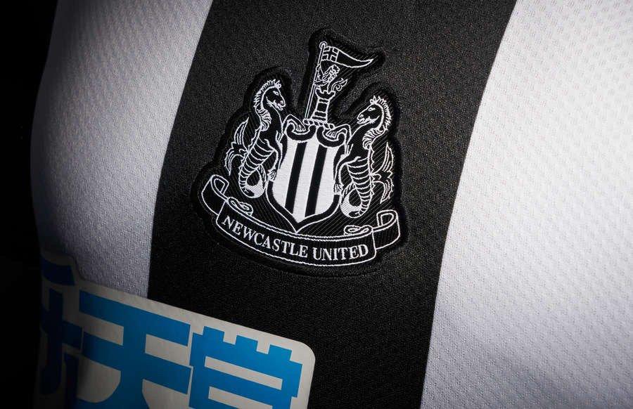 Puma Newcastle United 2019-20 namų marškinėliai