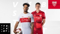 VfB Stuttgart Jako 2019-2020 Kits Revealed