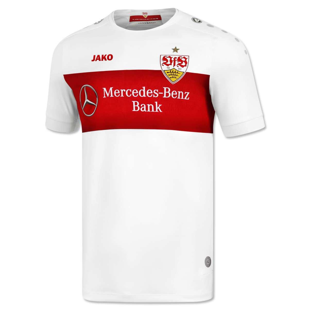 VfB Stuttgart Jako 2019-20 Marškinėliai
