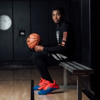 adidas Donovan Mitchell Spider-Man Signature Shoes D.O.N. Issue #1