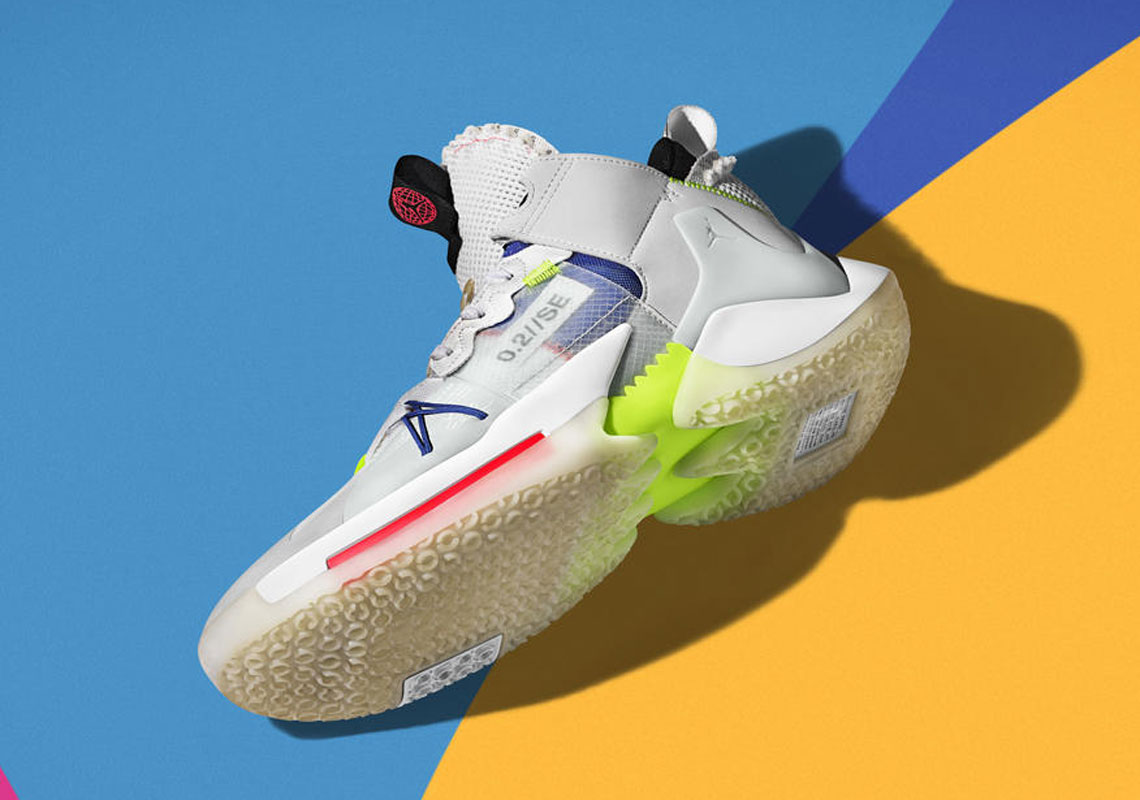 "Jordan Why Not Zer0.2 SE ""City Tour"""