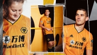 Adidas Wolves (Premier League) Home Kit 2019-20 Released