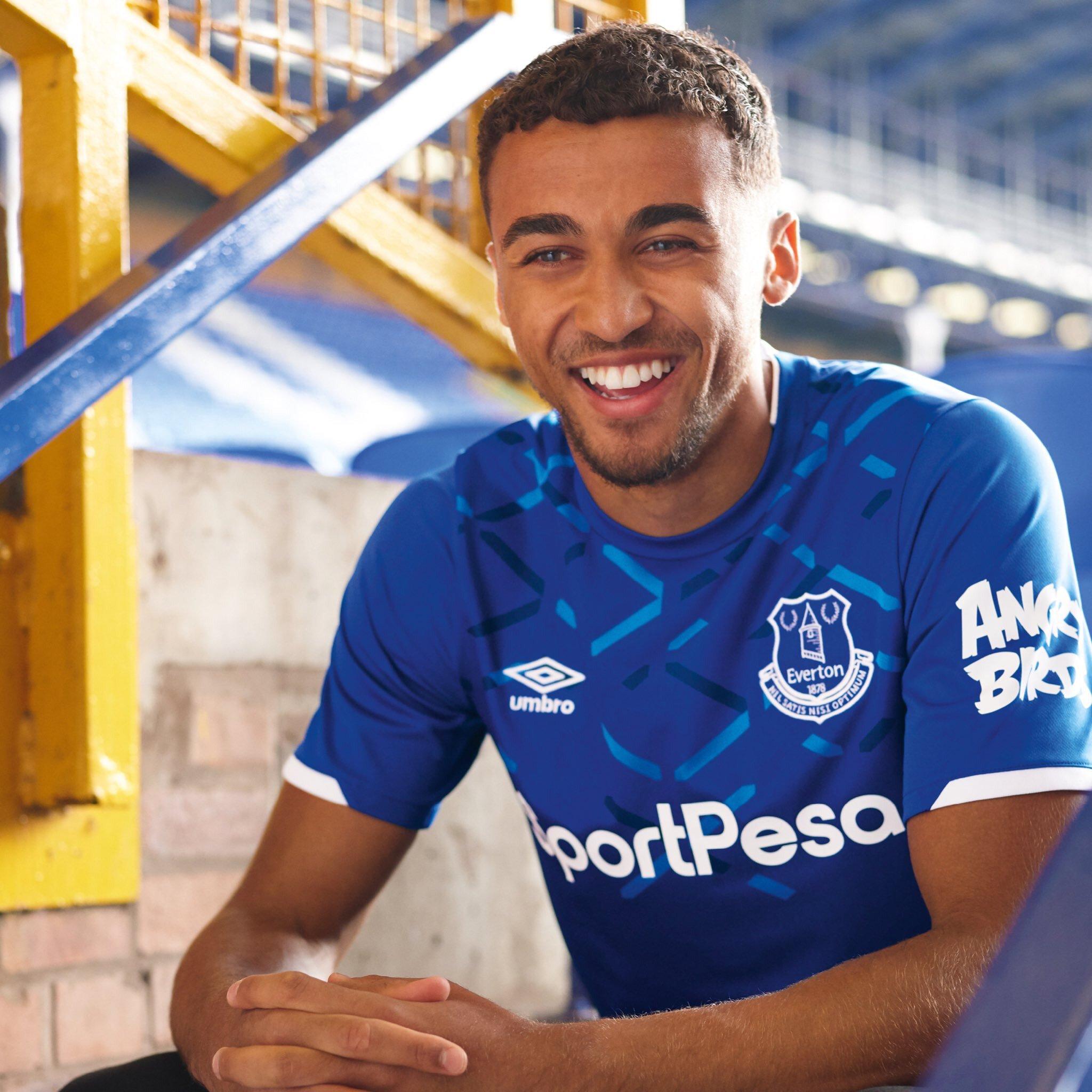 Umbro Everton FC 2019-20 Marškinėliai