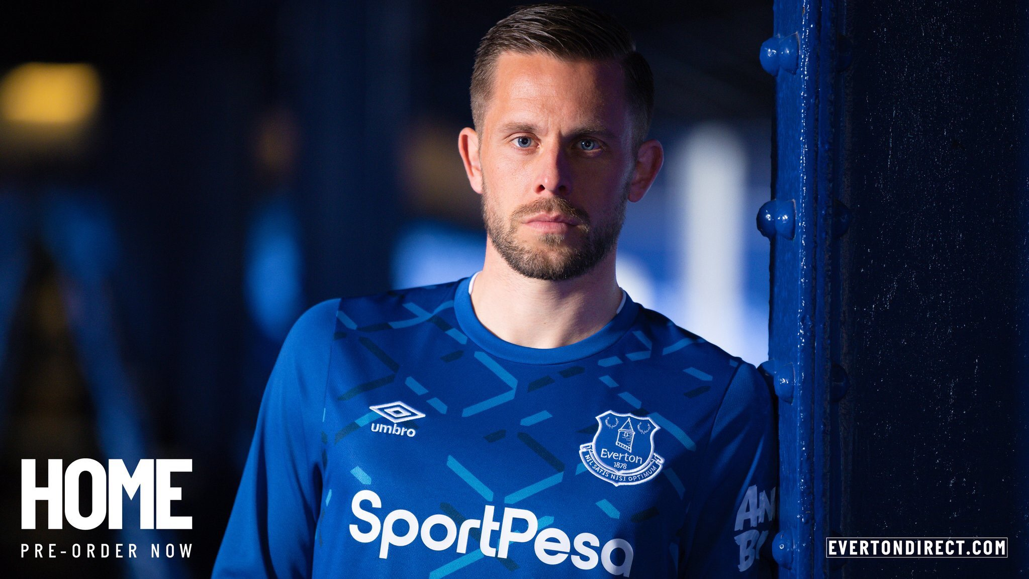 Umbro Everton FC Home Kit 2019-20 Revealed