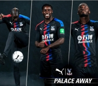 Puma Crystal Palace FC Away Kit 2019-20 Released