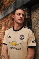 Premier: adidas Manchester United 2019-20 Away Kit
