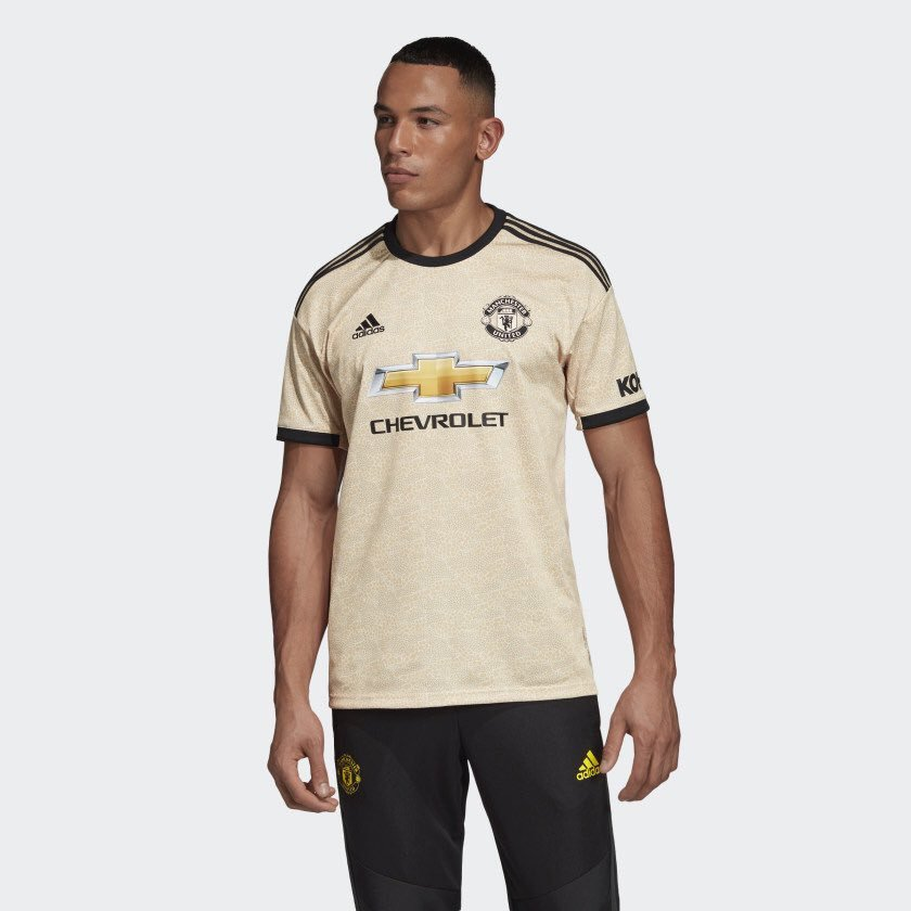 adidas Manchester United 2019/20 Away Kit