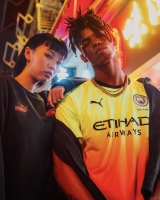 NEW Puma Manchester City 2019-20 Third Kit