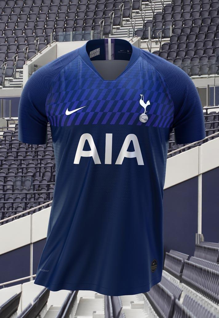 Nike Tottenham Hotspur 2019-20 namų ir išvykos marškinėliai