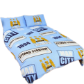 FC Manchester City Bedding sheets