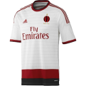 2014-2015 AC Milan Away jersey adidas Last Sizes L and XL