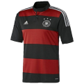 Germany away jersey 14/15 season adidas Last Sizes S and M
