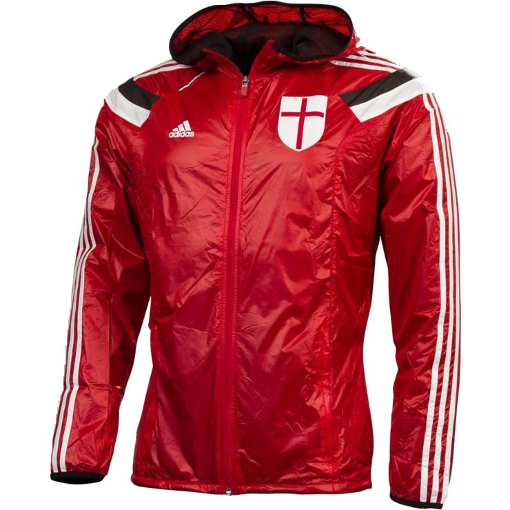 ac milan training jacket soccer merchandise milan ac. Black Bedroom Furniture Sets. Home Design Ideas