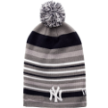 New Era Stipe Out 2 New York Yankees žieminė kepurė