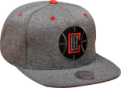 Mitchell & Ness NBA Los Angeles Clippers Broad St 2.0 Snapback kepurė
