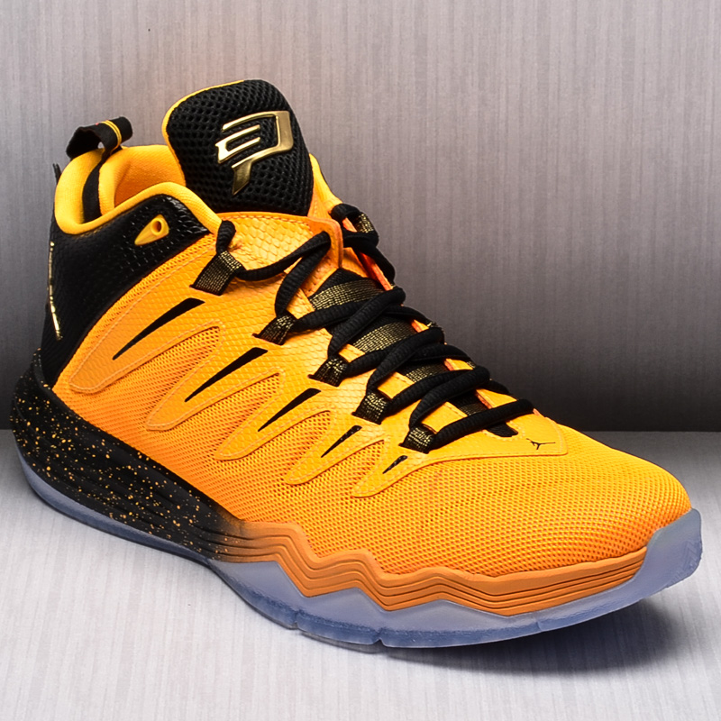 Jordan Yellow Shoes