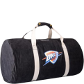 Mitchell & Ness NBA Oklahoma City Thunder Team Logo Washed Canvas krepšys
