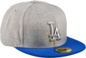 New Era Poptonal 5950 Los Angeles Dodgers Fitted Cap Last Size