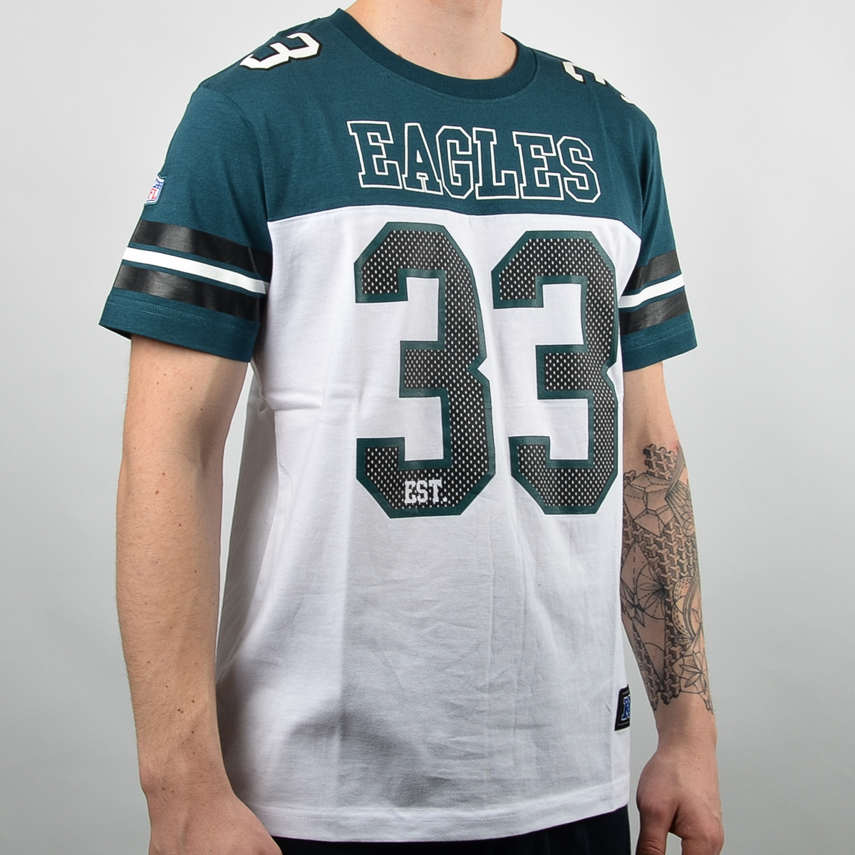Majestic NFL Philadelphia Eagles Grapher Coach Tee - MLB NFL NHL SHOP NFL  American Football Merchandise - Superfanas.lt a063b9551