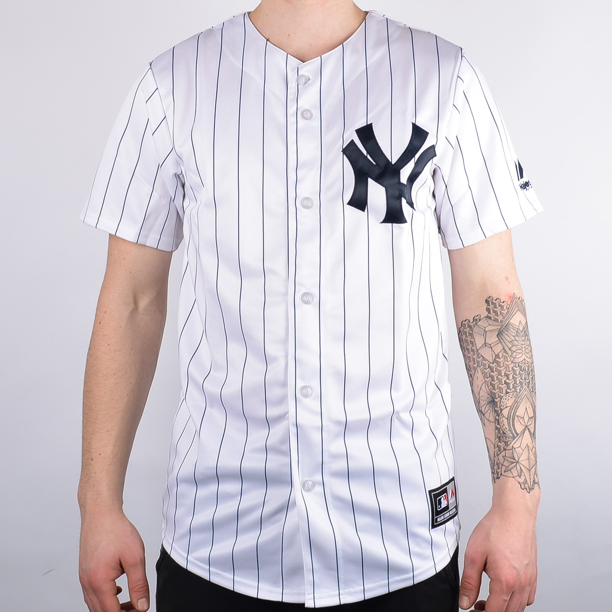 hot sale online f312d 221d5 Majestic MLB New York Yankees Replica Baseball Jersey - MLB ...
