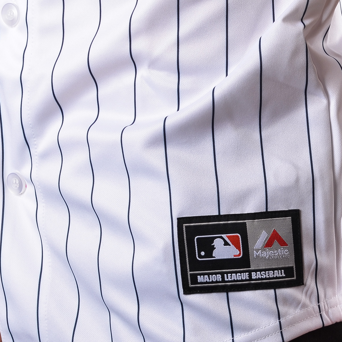 hot sale online 5a46b 2cd31 Majestic MLB New York Yankees Replica Baseball Jersey - MLB ...