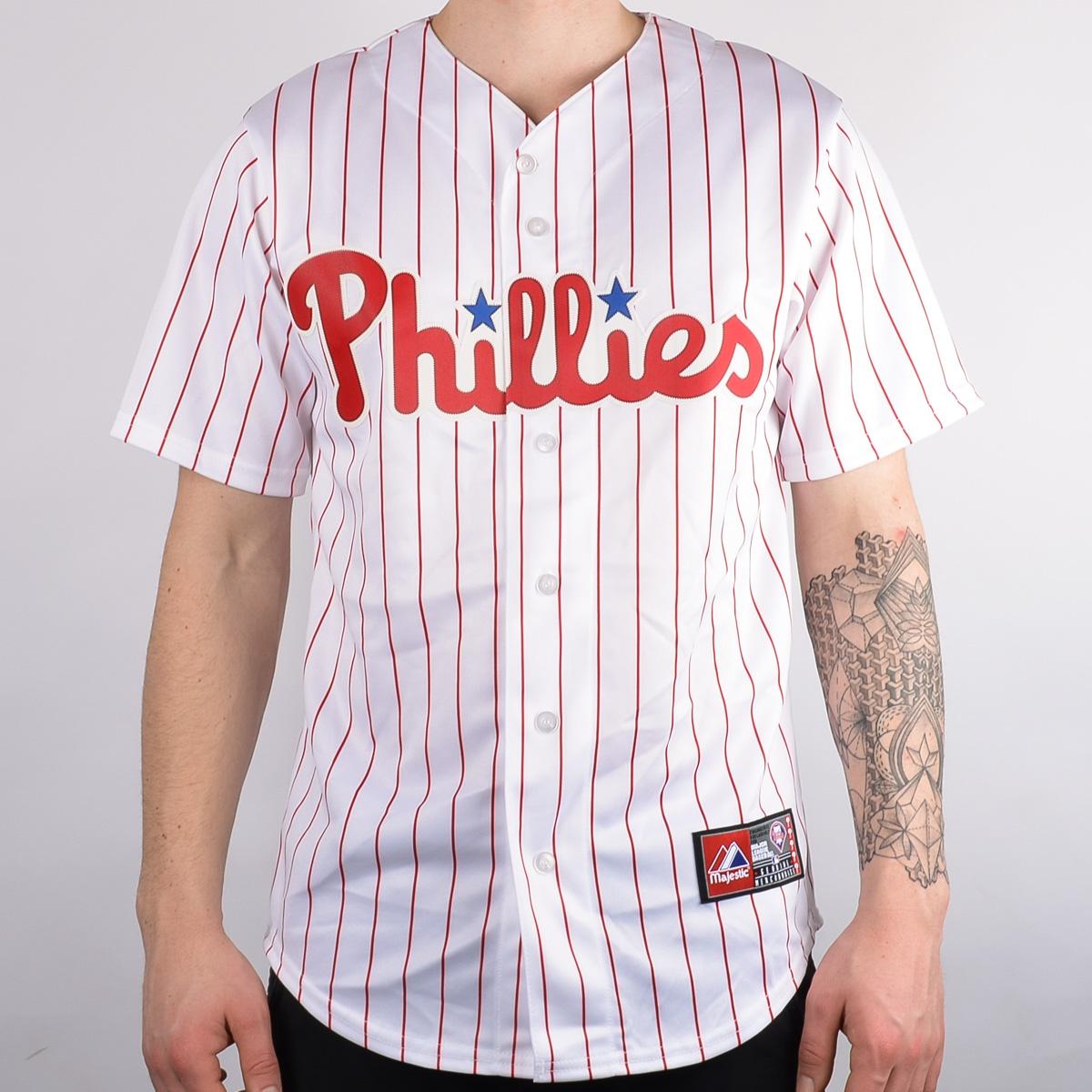 reputable site 9c2cd db9f3 lt Philadelphia Jersey Phillies - Replica Merchandise ...
