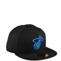 New Era Seasonal NBA Miami Heat Fitted kepurė