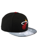 New Era Vizasketch Miami Heat Fitted kepurė