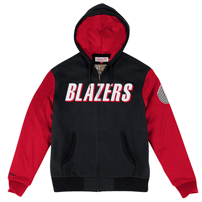 Blazers Portland Posters: Mitchell & Ness NBA Portland Trail Blazers Skill Position