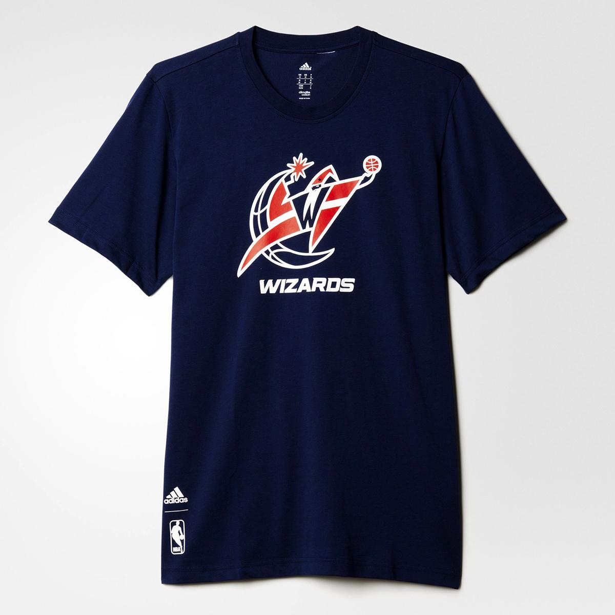 adidas NBA Washington Wizards Fanwear Tee - NBA Shop Washington Wizards  Merchandise - Superfanas.lt 4b87691f7