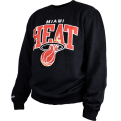 Mitchell & Ness Miami Heat Team Arch Crew džemperis