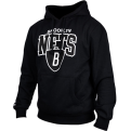 Mitchell & Ness Brooklyn Nets Team Arch Hoody džemperis