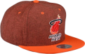 Mitchell & Ness Miami Heat Denim Harry Snapback Cap kepurė