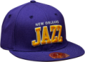 Mitchell & Ness NBA New Orleans Jazz Fitted kepurė