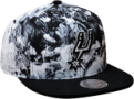 Mitchell & Ness San Antonio Spurs Exposed Snapback Kepurė
