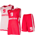 Tuta reversable basketball kit