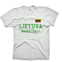 T-shirts Lithuania Basketball