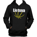 Black Hoody Lithuania