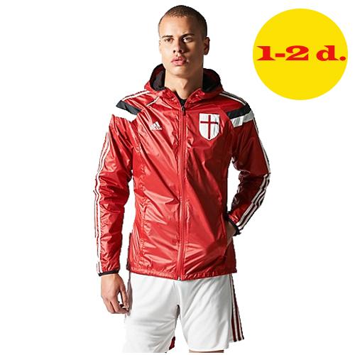 ac milan training jacket last size s soccer merchandise. Black Bedroom Furniture Sets. Home Design Ideas