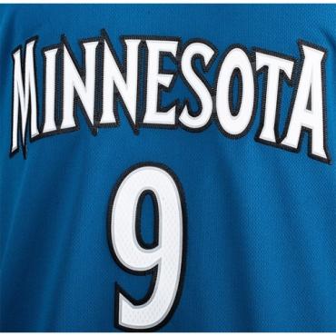 91091b8890a adidas NBA Ricky Rubio Minnesota Timberwolves Swingman Jersey - NBA ...